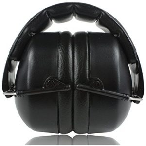 ClearArmor 141001 Hearing Protection Safety Earmuffs