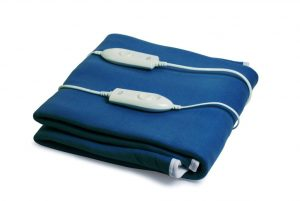 Expressions Arts & Crafts Pvt Ltd Electric Bed Warmer - Electric Under Blanket - 150Cms X 160Cms