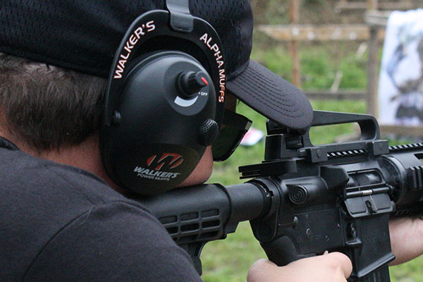 Best Earmuffs For Rifle Shooting