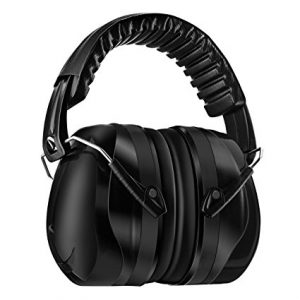 Homitt Sound Ear Defender Hearing Protection Muffs