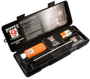 Hoppe's No. 9 Cleaning Kit with Aluminum Rod.38.357 Caliber, 9mm Pistol