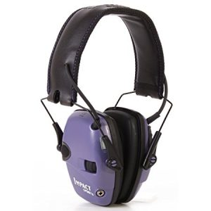 Howard Leight by Honeywell Impact Sport Sound Amplification Electronic Earmuffs