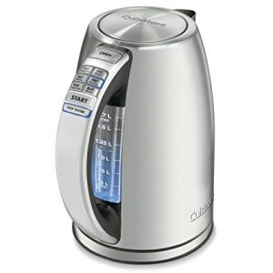 Cuisinart Stainless Steel Cordless Electric Kettle