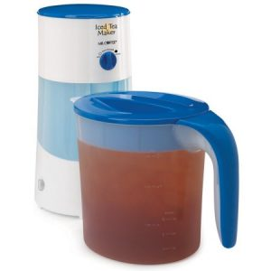 Mr. Coffee TM70 3-Quart Iced Tea Maker