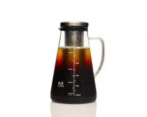 Ovalware RJ3 Airtight Cold Brew Iced Coffee Maker