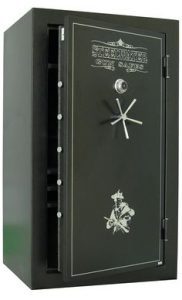 Steel- Water Heavy Duty 45- Long Gun Safe