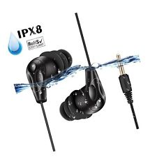 AGPTEK SE11 IPX8 Waterproof In-Ear Headphones