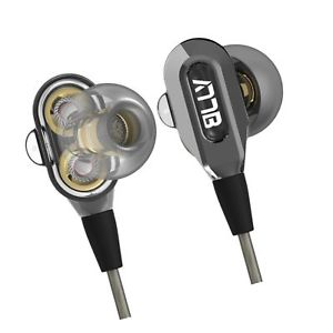 ActionPie VJJB-V1S High Resolution Heavy Bass In-ear Headphones