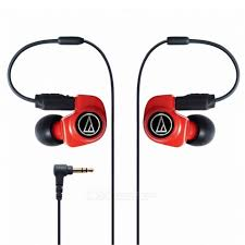 Audio-Technica ATH-IM70 Dual symphonic-driver In-ear Monitor headphones