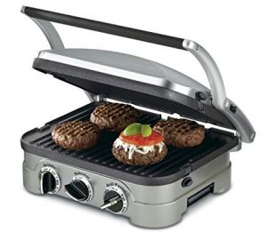 Cuisinart GR-4N 5-in-1 Gridder