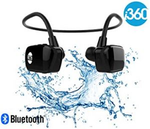 I360 - INTEGRATED MP3 PLAYER AND HEADPHONES