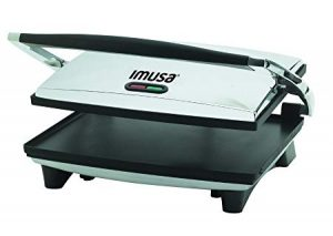 IMUSA, GAU-80102 Electrc Panini and Sandwich Maker