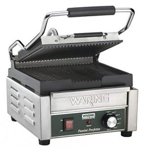 Waring Commercial WPG150 Compact Sandwich Grill