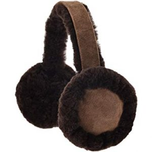 Snugrugs Ladies Full Sheepskin Ear Muffs 1