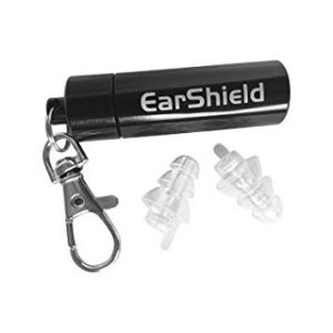 EARSHIELD Invisible Hypoallergenic Earplugs