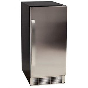 EdgeStar 50 lb. Undercounter Clear Ice Maker
