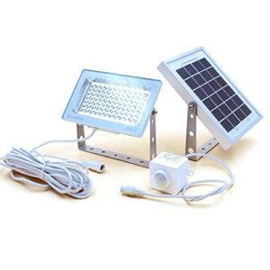 GUARDIAN 580X Solar Security Flood Lights