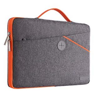 MOSISO 360° Protective Briefcase Handbag Laptop Sleeve