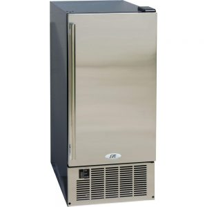 SPT IM-600US Stainless Steel Under-Counter Ice Maker(1)