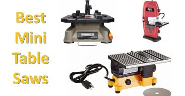 best mini table saw