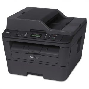 Brother DCPL2540DW Wireless Compact Laser Printer