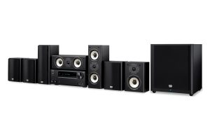 Onkyo THX Certified 7.1-Channel Surround Sound Speaker System