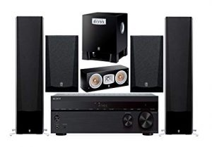 Sony 7.2-Channel Wireless Bluetooth 4K 3D Surround Sound Multimedia Home Theater System