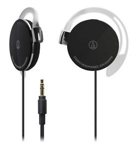 Audio Technica ATH-EQ300M BK Black | Ear-Fit Headphones