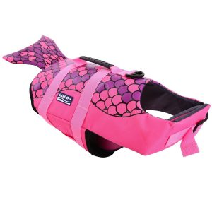 Bess Bridal Dog Life Jackets, Ripstop Pet Floatation Life Vest
