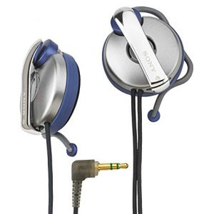 Sony MDR-Q55SL Earclip SportClip Stereo with Deep-Bass Turbo Duct Headphones