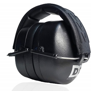 Professional Safety Ear Muffs by Decibel Defense