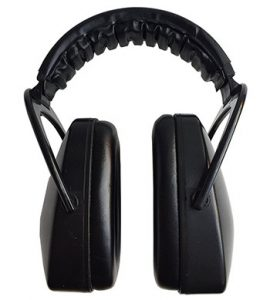 TenTen TI All Purpose Earmuffs in Black