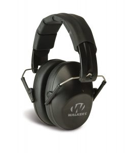 Walker Game Ear Low Profile Folding Muff