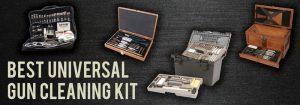 Gun cleaning kit