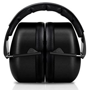SilentSound 27 dB NRR Sound Technology Safety Kids and Teenagers Ear Muffs