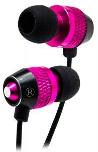 Bastex Universal Earphone Ear Buds 3.5mm Stereo In-Ear Headphones