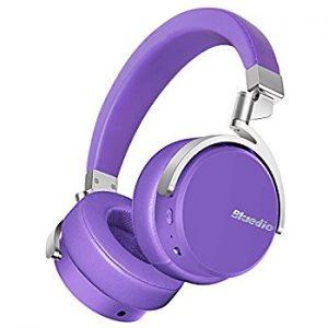 Bluedio Vinyl Stereo Rotary Bluetooth 4.1 Headphones