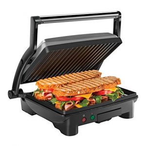 Chefman Panini Press Grill and Gourment Sandwich Maker
