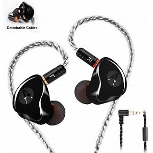 Famate In-Ear Monitors Headphone Earbuds