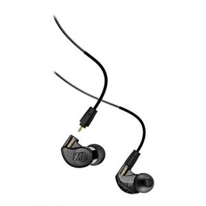 MEE audio M6 PRO 2nd generation Universal-Fit Noise-Isolating Musicians' In-Ear Earbuds