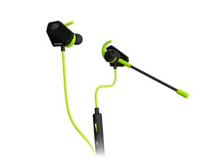 Mad Catz E.S. PRO 1 Gaming Earbuds for PC, Consoles & Mobile Devices