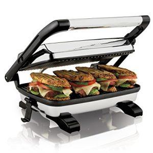 Proctor Silex 25453A Panini Press Gourment Sandwich Maker