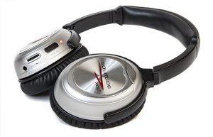 Solitude XCS Active Noise Canceling and Amplifier Headphones
