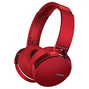 Sony MDRXB950BT R Extra Bass Bluetooth Headphones
