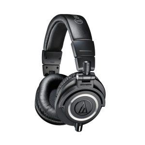 Audio-Technica ATH-M50x Professional Studio Monitor DJ Headphones