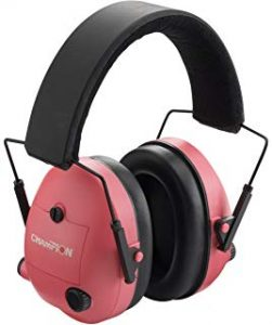 Champion Traps and Targets Electric Earmuffs