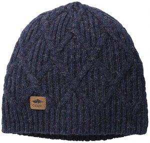 Coal Men's The Yukon Chunky Knit Warm Beanie Hat