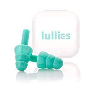 Lullies Noise Cancelling Reusable Earplugs