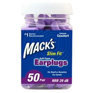 Mack's, Slim Fit Soft Foam Earplugs