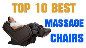 Top 10 Best Massage Chair
